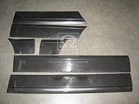 Молдинги на двери старого образцакомплект 6 штук ВАЗ 2114 (производитель Россия) 21148212144/45/54/55