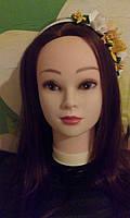 """Обруч для волос боковой """"Жасмин"""", фото 1"""