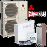 Пакетное предложение Mitsubishi Electric Zubadan PUHZ-SHW80VHA