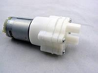 Электрический мембранный насос водяной 12В 180л/ч самовсасывающий, фото 1