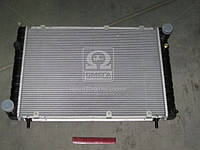 Радиатор водяного охлажденияГАЗ 3110 (2-х рядный) NOCOLOK аллюминевый (производитель ШААЗ) 3110А-1301010