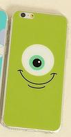 Силиконовый чехол Одноглазик для iphone 6