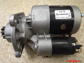 Стартер редукторный 12В (МТЗ, Т-40, Т-25, Т-16) | Магнетон, фото 2