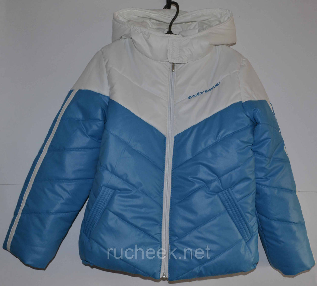 Куртка демисезонная на мальчика р-р 134, ТМ Одягайко