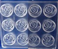 "Форма для конфет поликарбонат""розочки"" (код 01969)"