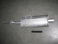 Резонатор ГАЗ 3110 (производитель г.Львов) 2434-1202008