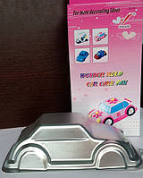 Форма для выпечки Машина (метал), фото 1