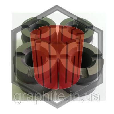 Втулка графитовая КК 2026.01.007