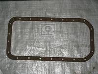 Прокладка картера масляного ГАЗ 2410 (поддона) ( пробковая) (производитель Украина) 24-1009070