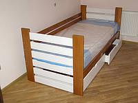 Ліжко дитяче  Марко в двох кольорах