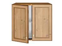 Шкаф с сушкой для посуды NKGC-80/72L/P Nika Ramka MDF BRW сосна античная