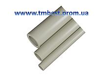 Труба полипропиленовая диаметр 63 мм PN20 для горячего и холодного водоснабжения.