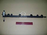Топливопровод со штук и клапонов дв.405, 406 под защелку (производитель ЗМЗ) 406.1104058-30