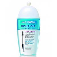 Bourjois Express Make-Up Remover WP - Bourjois Средство для снятия стойкого макияжа век, 2-фазное Буржуа Экспресс Майкап Ремовер Флакон, Объем: 200мл