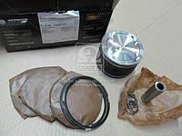 Поршень цилиндра ЗМЗ 40524 d=96,0 (п/п+ стакан + поршневые кольца ) (грубойА)(Black Edition) М/К (МД Кострома)