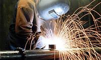 Крепеж металлоконструкций сварочными соединениями