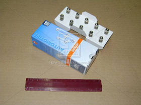 Лампа софитная вспомогат. освещения C5W 12V 5W SV8.5-8 (пр-во OSRAM) 6418-UNV