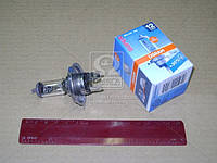 Лампа фарная H4 12V 60/55W P43t Super (+30%) (производитель OSRAM) 64193SUP-FS