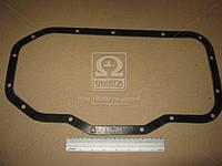 Прокладка картера масляного ЗМЗ 406 (поддона) резино- пробковая(черный ) (производитель г.Балаково)