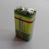 """Батарейка GP Greencell  9V Вольт """"Крона"""""""