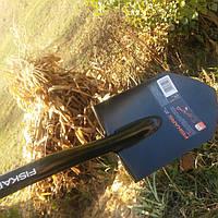 Лопата fiskars solid 115 см высокая