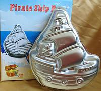 Форма для выпечки Корабль (метал), фото 1