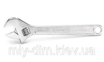 Ключ розвідний 200х24мм 1-87-368 /Stanley/