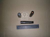 Наконечник свечи ГАЗ, УАЗ (код 1.10.1) (литье,черный/ красный) (1.10.1) (производитель Цитрон) 402.3707230