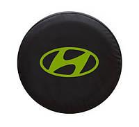 """Чехол для запасного колеса. """"Hyundai"""" 65х25, фото 1"""