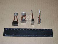 Щетка стартера ВОЛГА, ГАЗ, ЗИЛ, РАФ (СТ БАТЭ) комплект 4 штук (производитель Кинешма) МГСОА 685267.016-04