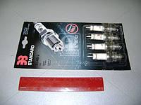 Свеча зажигания ЭЗ А-14В-2 ГАЗ ( комплект 4 штук блистер) (производитель Энгельс) А-14В-2