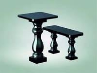 Гранитные столы и лавочки (Образец 606)