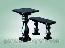 Гранітні столи і лавки (Зразок 606)