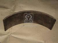 Накладка тормозная ГАЗ 53 заднего короткая (производитель УралАТИ) 53-3502106