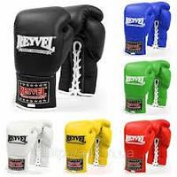 Перчатки боксерские Reyvel Pro, фото 1