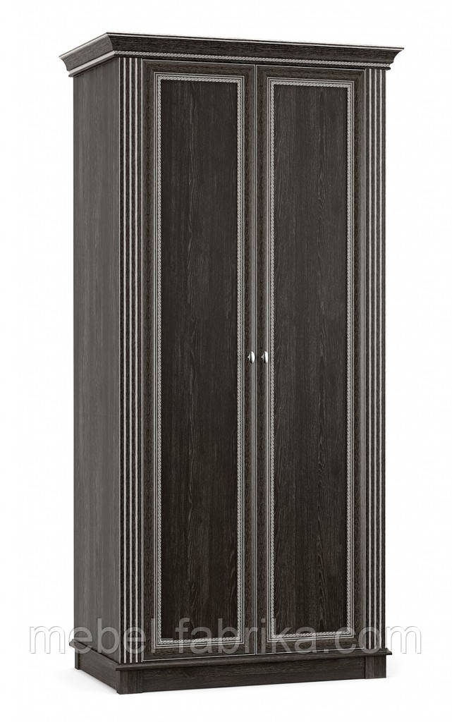 "Шкаф ""Бристоль"" 2Д 1080 Мебель Сервис  /  Шафа Брістоль 2Д 1080 Мебель Сервіс"