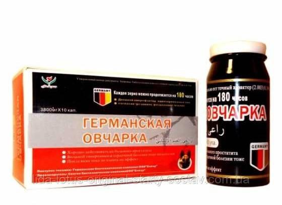 для профилактики потенции препараты