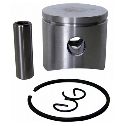 Поршень в сборе для бензопилы Husqvarna 137 (d=38мм),H=34мм,dпальца=10мм, фото 2