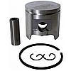 Поршень в сборе для бензопилы Husqvarna 340 (d=40мм),H=37мм,dпальца=10мм