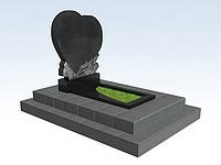 Пам'ятники гранітні (Зразок №114)