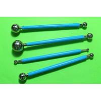Инструмент для мастики из 4х