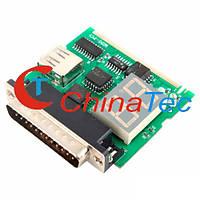 Пост карта - USB Mini PCI LPT 2х значная для ноутбуков, фото 1