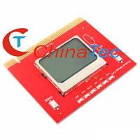 Пост карта - LCD PCI , фото 1