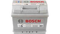 Аккумулятор   63ah-12v bosch (s5005) (242x175x190),r,en610 (производство Bosch ), код запчасти: 0092S50050