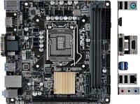 Asus H110I-PLUS (s1151, Intel H110, PCI-Ex16)