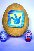 Большое яйцо-сюрприз с игрушками  Фиксики