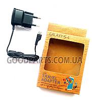 Зарядное устройство сетевое для Samsung i9100 (ETA0U10EBECSTD) micro-usb коробка