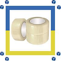 Скотч прозрачный 45мм/100/40мк (Скотч бытовой, канцелярская клеевая лента)