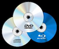 CD/DVD диски