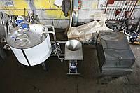 Линия производства сгущенного молока от 100 литров до 20 тон